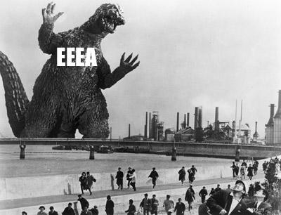 EEEA Godzilla
