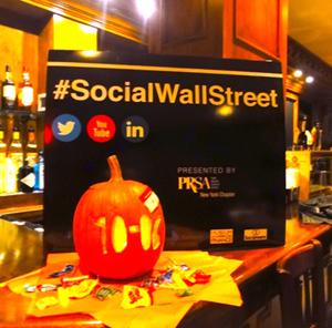 #SocialWallStreet