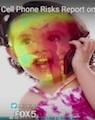 Cellphone danger to children