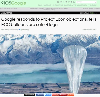 9to5Google website