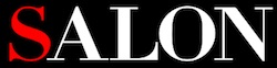 Salon.com website logo