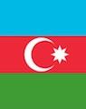 Azerbaijan flag