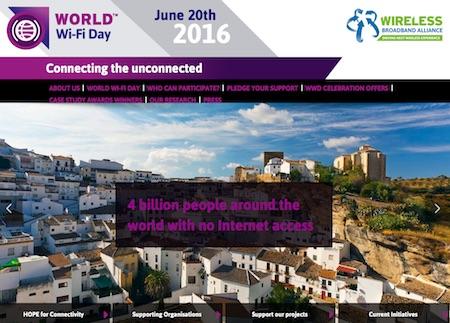 World Wi-Fi Day