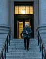 New York Times photo: Trial by Jury is Vanishing