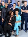 Holby City cast