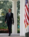 Washington Examiner, Obama at White House