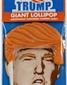 Donald Trump Hair Giant Lollipop