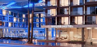 Shore Hotel in Santa Monica