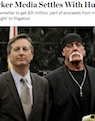 NY Times article on Gawker settling with Hulk Hogan on privacy suit