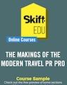Skift Travel PR Course
