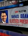 CNN - Barack Obama wins the 2008 election
