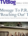 MediaPost article - Stop reaching out