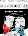 Cover of New York Observer