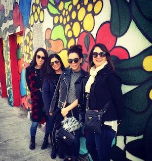 CRC staffers in Brooklyn