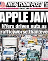 New York Post - Apple Jam
