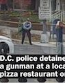 Washington Post story on pizzeria gunman