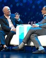 Barry Diller & Michael Kassan at CES 2017