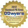 O'Dwyer's Rankings of PR Firms