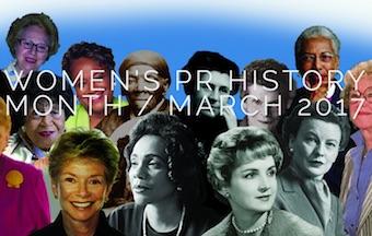 Women's PR History Month