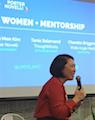Porter Novelli women's mentoring event
