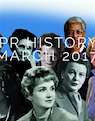 Women's PR History Month, March 2017