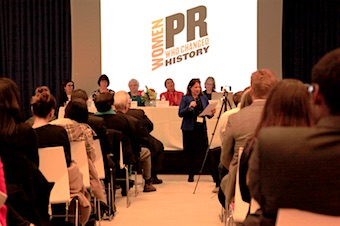 PR Women Who Changed History