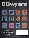 O'Dwyer's April 2017 Social Media & Broadcast Services Magaazine