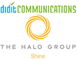 Didit Communications & The Halo Group logos