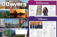 O'Dwyer's June 2017 International & Multicultural PR Magazine