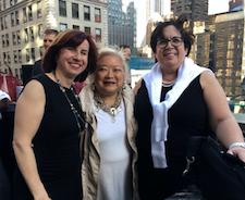 Judy Musa, Patrice Tanaka & Fay Shapiro
