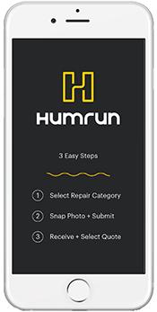Humrun app