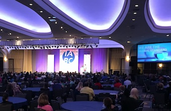 IABC conference in Washington, D.C.