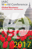IABC World Conference 2017, Washington, D.C.