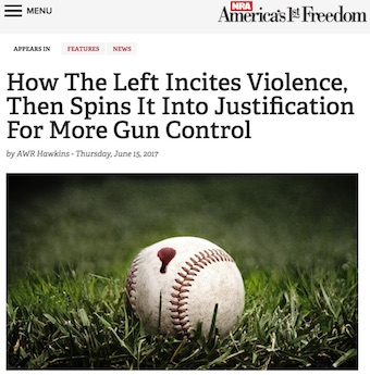 How The Left Incites Violence, Then Spins It Into Justification For More Control