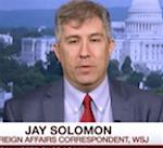 Jay Solomon on MSNBC