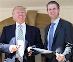 Donald & Eric Trump