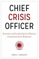 Chief Crisis Officer by James F. Haggerty