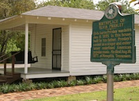 Tupelo, the Misssissippi birthplace of Elvis Presley