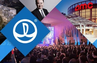 Dalian Wanda Group Facebook page image