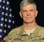 Colonel Steve Warren