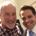 Howard Bragman with Anthony Scaramucci