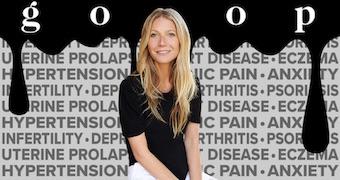 Goop, Gwyneth Paltrow