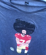 Colin Kaepernick t-shirt