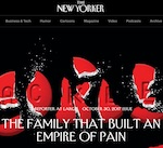 The New Yorker - The Family That Built an Empire of Pain