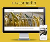 Hayes Martin
