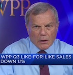 Martin Sorrell on CNBC