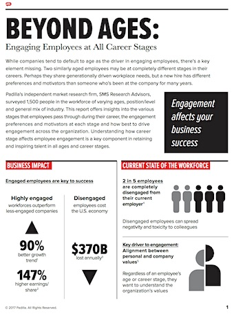 Beyond Ages: Engaging Employees at All Career Stages