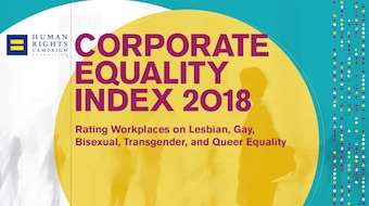 Human Rights Corporate Equality Index 2018