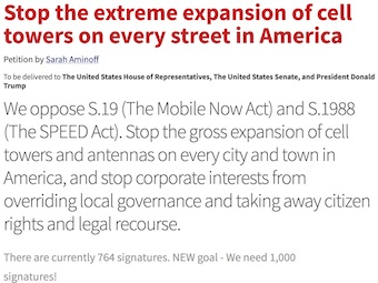 MoveOn.org petition