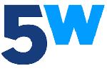 5W PR logo